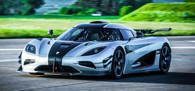 Koenigsegg One - top voitures chères du monde