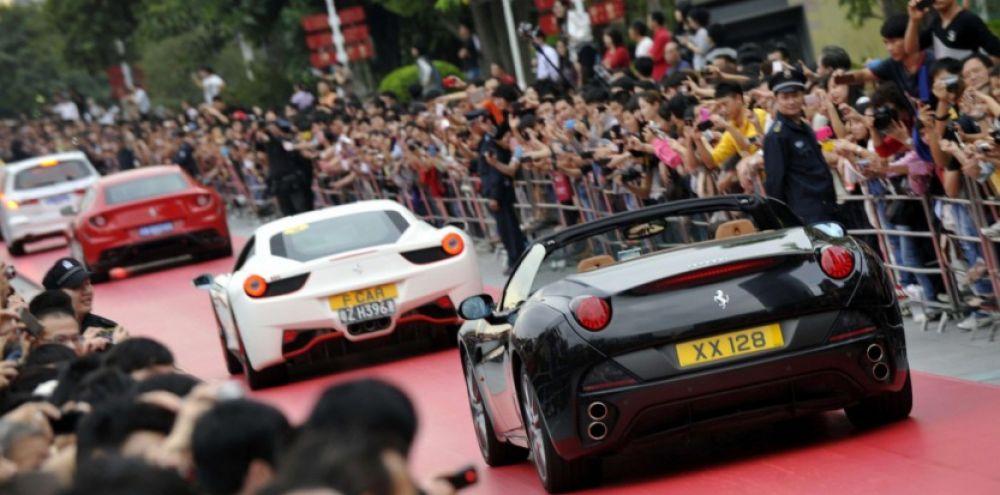 Top 10 voitures les plus chères du monde
