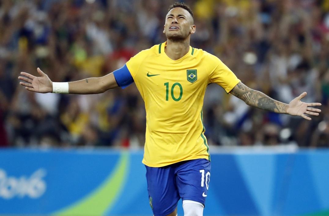 top 10 neymar but