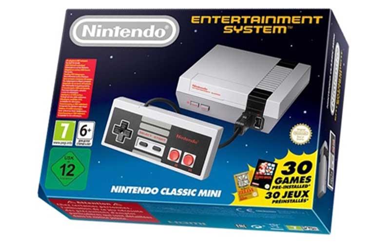 Nintendo NES Clasic Mini