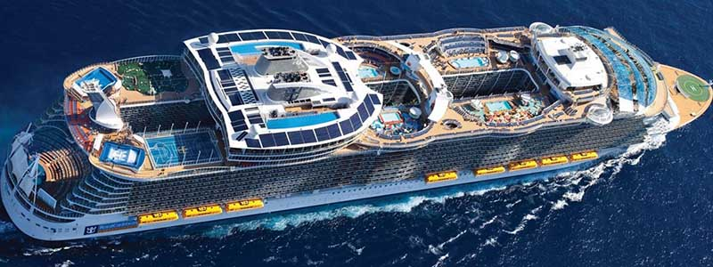 allure of the seas - topofthetop
