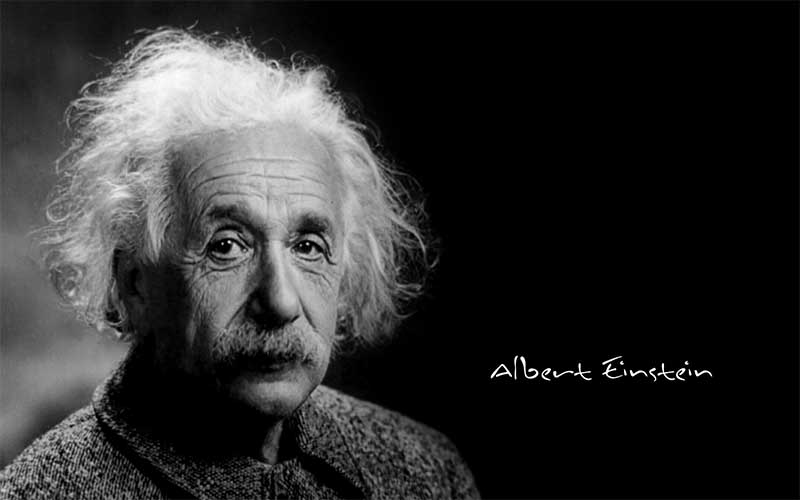 citations einstein