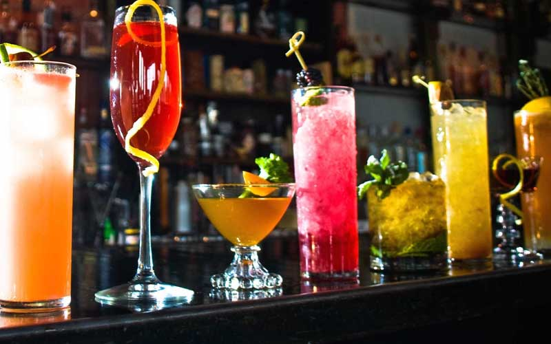 cocktails top 10 - topofthetop