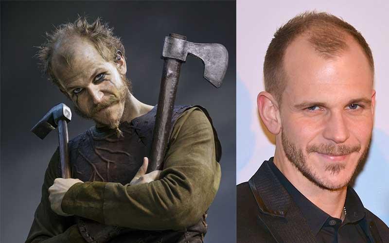 floki vikings acteurs