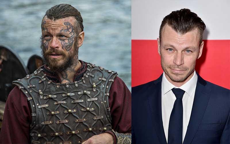 vikings acteurs