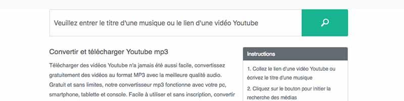 convertisseur youtube mp3 gratuit